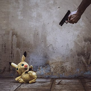 Game Over Pokemon