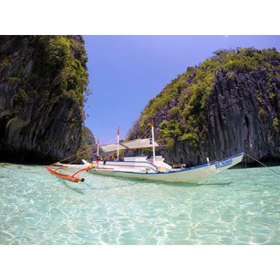 Boat Ride in Paradise